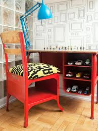 Red Kids Desk by Lighting For Kids U0027 Rooms Hgtv
