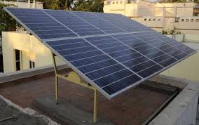 solar for home in india solar suresh s self sufficient house in chennai satisfies all his