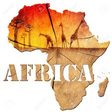 Blank Africa Map Africa Map Images U0026 Stock Pictures Royalty Free Africa Map Photos