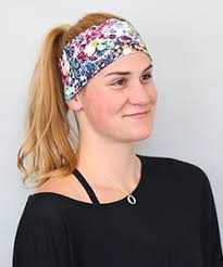 headbands that go across your forehead best women s athletic workout headbands