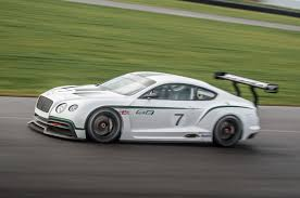 bentley sport coupe bentley continental gt3 to be developed by m sport autocar