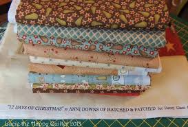 12 days of christmas by anni downs of hatched u0026 patched for henry