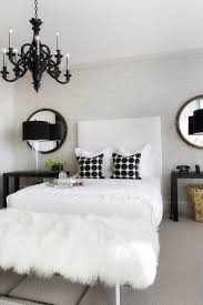 Chandelier In Master Bedroom Brilliant White Chandelier For Bedroom 17 Best Ideas About Bedroom