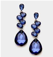 navy blue earrings blue earrings ebay