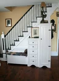 Fabulous Nuance Interior Terrific Small Kitchen Under Stair Solution With
