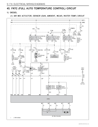 electrical wiring diagrams 45 fatc full auto temperature control