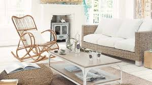 canapé rotin maison du monde du mobilier en rotin installer dans le jardin comme au salon salon