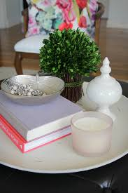 round glass coffee table decor how to style a round coffee table decor fix