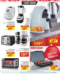 Toaster Oven Walmart Canada Walmart Holiday Catalog December 11 To 24
