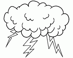storm coloring page coloring home