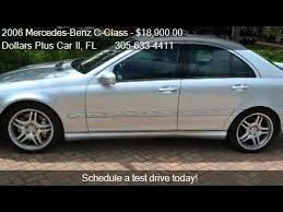 2006 mercedes c55 amg 2006 mercedes c class c55 amg sport sedan for sale in