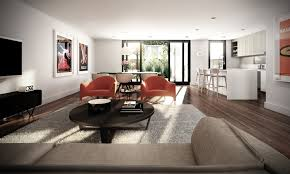 implementing modern apartment studio design on your apartment