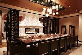 private dining room picture of wolfgang puck at hotel bel air
