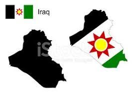 iraq map vector iraq map and flag vector iraq map iraq flag stock vectors