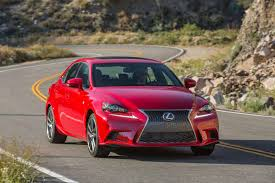 lexus is 2016 2016 lexus is revealed looking exactly the same but with two new