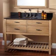 Bathroom Vanity With Copper Sink by 48