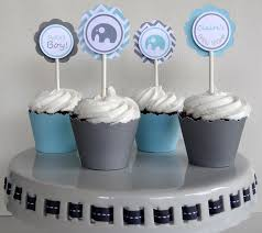 Baby Shower Centerpieces For A Boy by Elephant Baby Shower Decorations For Boy Baby Boy Baby Shower