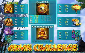 Challenge Asian Review Of Asian Challenge Slot From Merkur Slotcatalog
