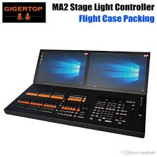 tiptop ma2 stage light controller led screen 4 property