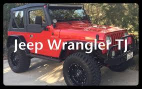 built jeep wrangler 1999 jeep wrangler tj build youtube
