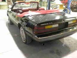 1983 mustang glx convertible value purchase used 1983 ford mustang glx convertible 3 8l v6 automatic