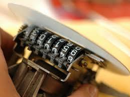 repairing mercedes w123 odometer ifixit