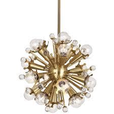 Diamond Chandeliers Mini Sputnik Chandelier Modern Lighting Jonathan Adler