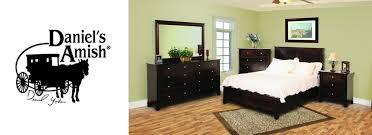 darvin furniture bedroom sets daniel s amish at darvin furniture orland park chicago il