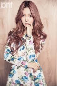 popular kpop hair colours 14 best jiyul images on pinterest k pop hair colour and asian