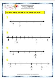 grade 3 maths worksheets 7 2 making fractions on the number line