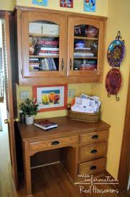 Kitchen Desk Organization Kitchen Desk Organization Real Housemoms