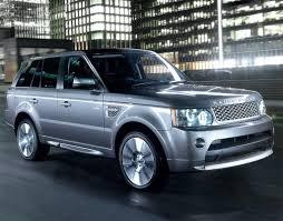 land rover jeep style frankfurt auto show range rover sport autobiography autoevolution