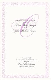 wedding program cover celtic wedding program exles celtic wedding ceremony wedding