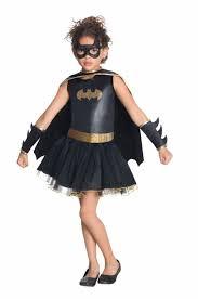 Batman Batgirl Halloween Costumes Rubies Batman Batgirl Girls Childrens Dc Comics Child Halloween
