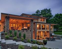 vacation home designs walk out basement design vacation home plans with walkout best 25