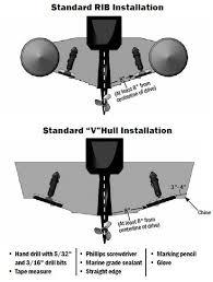 bennett self levelling trim tab kit complete slt10 semi fixed