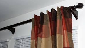 Curtain Rods Drawstring Curtain Rods by Curtain Rod End Caps Wood U2022 Curtain Rods And Window Curtains