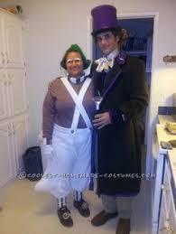 Oompa Loompa Halloween Costumes Adults Coolest Homemade Cosmo Wanda Couple Costume Odd