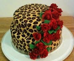 58 best leopard n roses images on prints