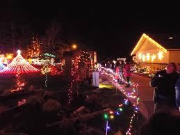 lights of christmas stanwood the lights of christmas at warm beach c osodarrington daily