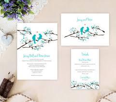 bird wedding invitations beautiful wedding invitations lemonwedding