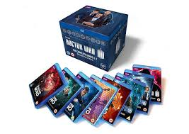Doctor Who Home Decor by Doctor Who The Complete Box Set Series 1 7 Blu Ray Amazon Co