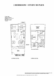2 bedroom study duplex the venue by cdl