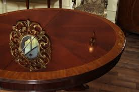 Round Dining Tables With Leaf Round Oval Dining Table Best Dining Table Ideas