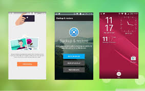 backup and restore apk xperia port apexperia z5 system apps port to our sony xperia z1