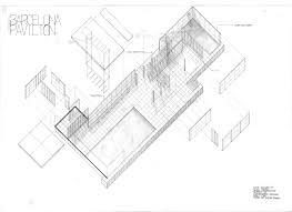 barcelona pavilion floor plan dimensions my e portfolio