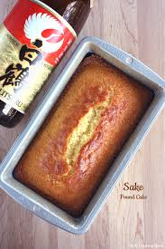 saké de cuisine sake pound cake daily cooking quest