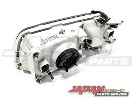 nissan cima engine 91 96 nissan cima y32 oem right side headlight japan parts service