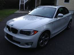 Bmw 1 Series 2012 Interior 2012 Bmw 128i Coupe White 2 Door 3 0l New Tires Great Condition