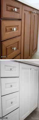 How To Paint Cabinets Without Removing Doors House Mix - Kitchen cabinet without doors